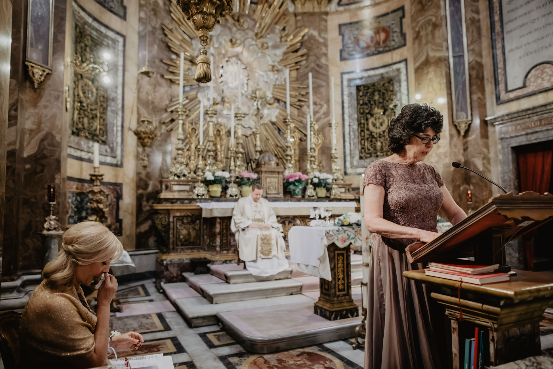 - 19 :: A breath-taking wedding in Rome, the eternal city :: Luxury wedding photography - 18 ::  - 19