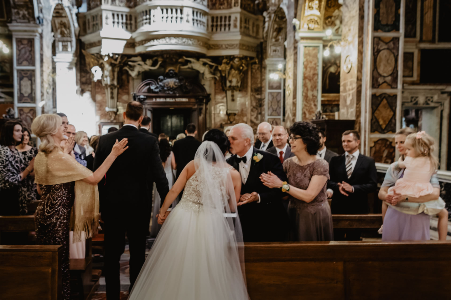 A breath-taking wedding in Rome, the eternal city :: Luxury wedding photography - 22