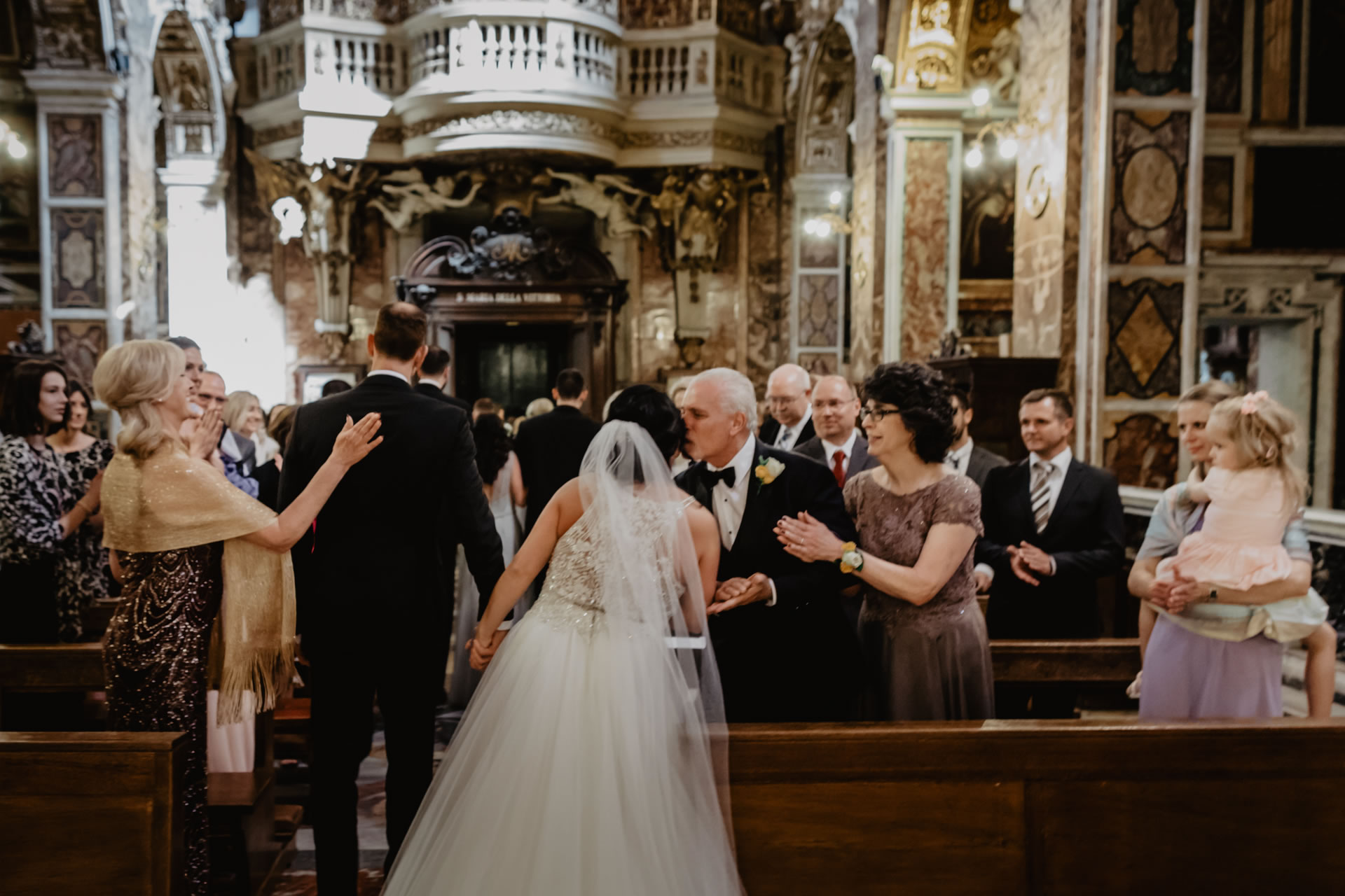 - 23 :: A breath-taking wedding in Rome, the eternal city :: Luxury wedding photography - 22 ::  - 23