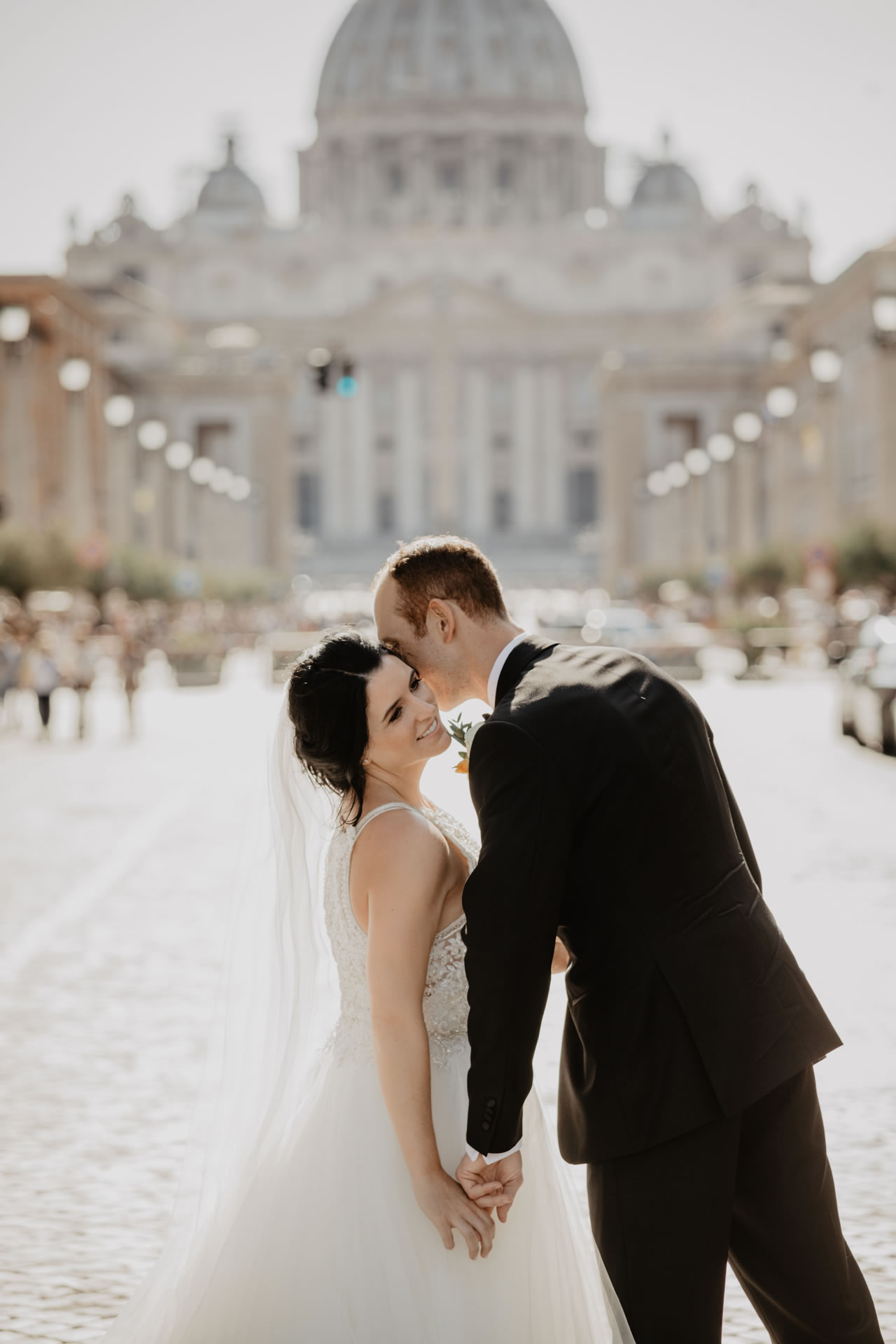 A breath-taking wedding in Rome, the eternal city :: Luxury wedding photography - 23