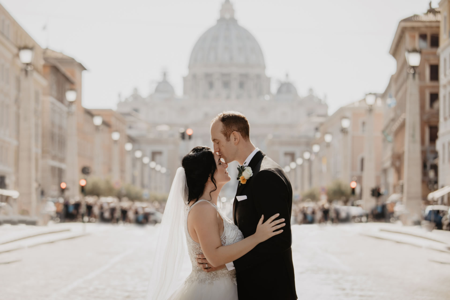 A breath-taking wedding in Rome, the eternal city :: Luxury wedding photography - 24