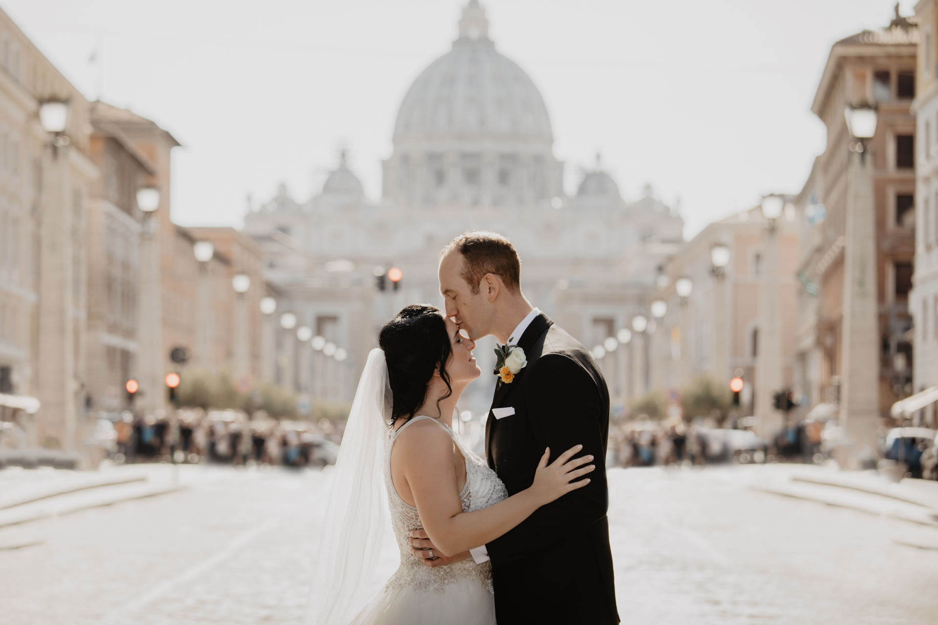 - 25 :: A breath-taking wedding in Rome, the eternal city :: Luxury wedding photography - 24 ::  - 25