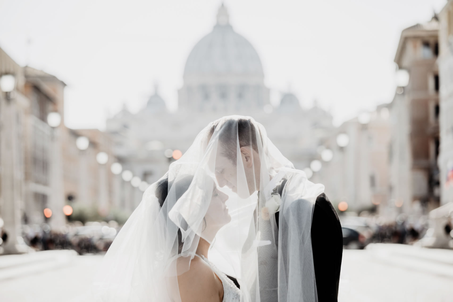 A breath-taking wedding in Rome, the eternal city :: Luxury wedding photography - 26