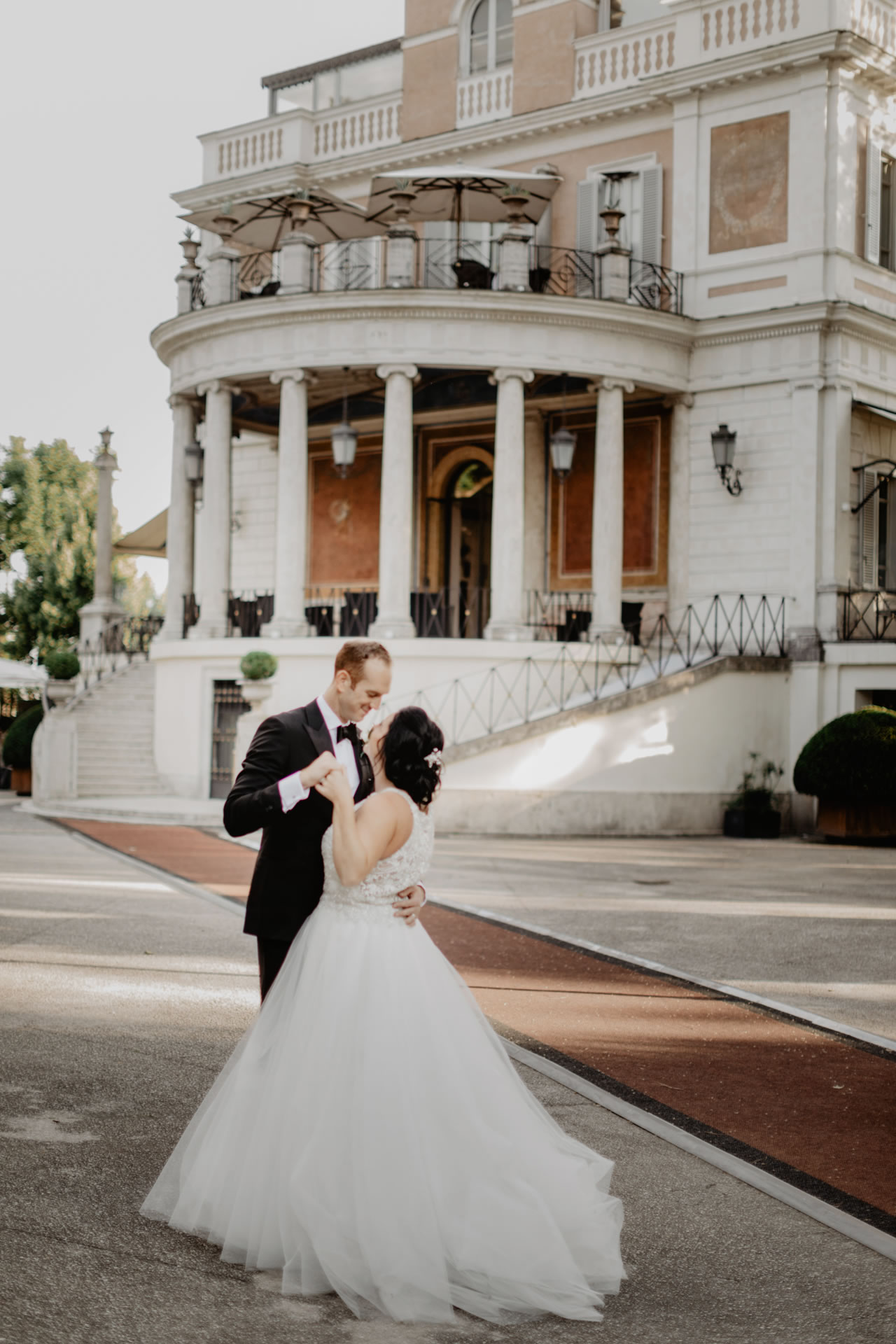 A breath-taking wedding in Rome, the eternal city :: Luxury wedding photography - 28