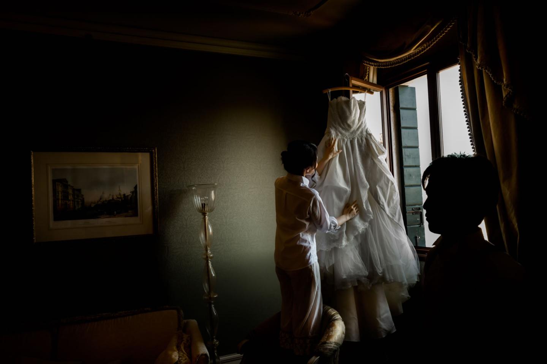 Intimate Wedding in Venice :: Luxury wedding photography - 1