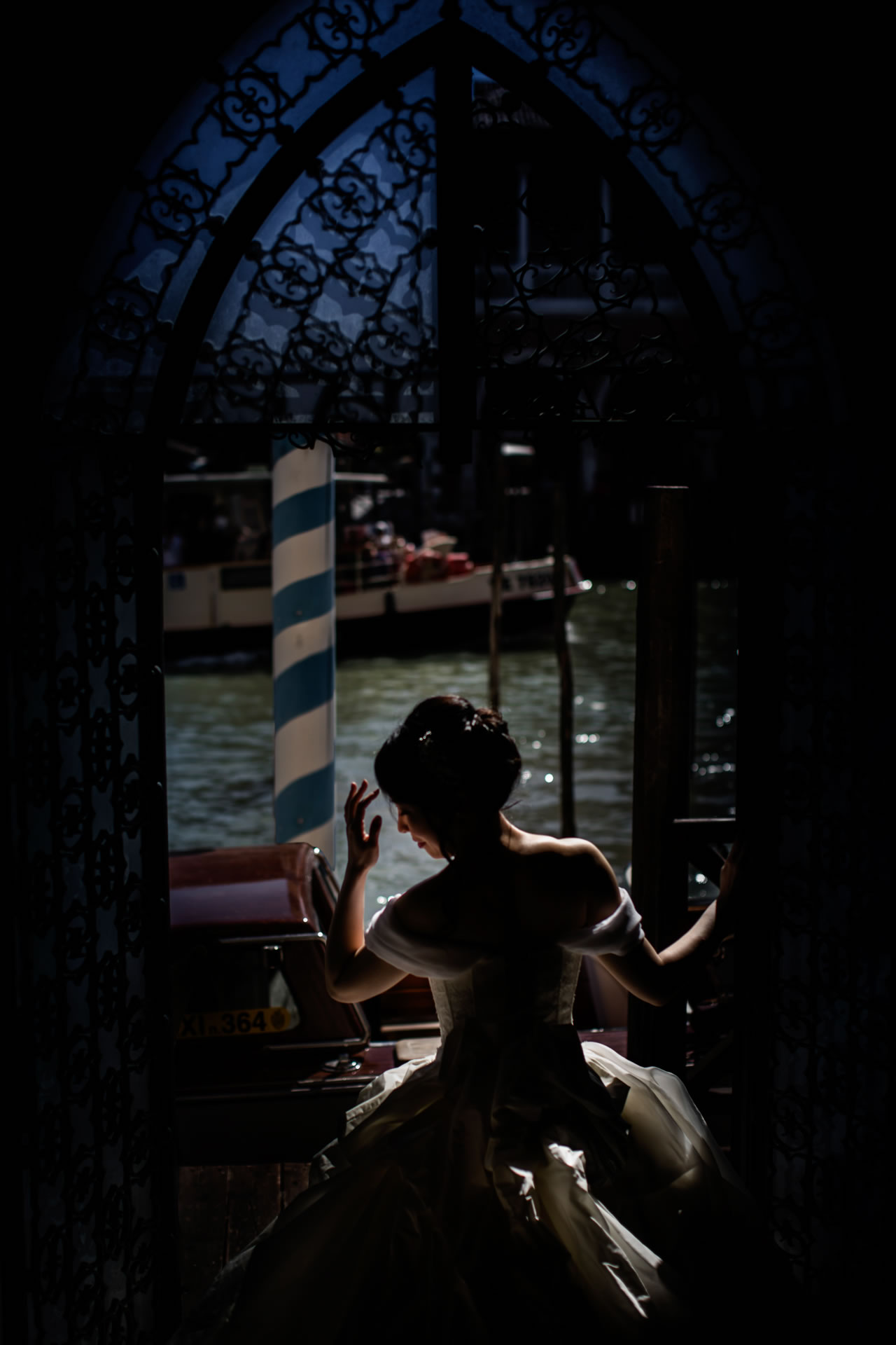 Intimate Wedding in Venice :: Luxury wedding photography - 6
