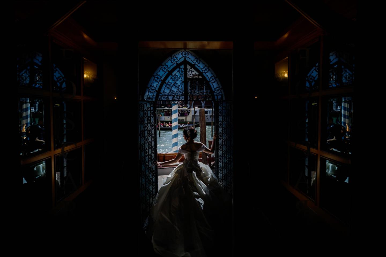 Intimate Wedding in Venice :: Luxury wedding photography - 7