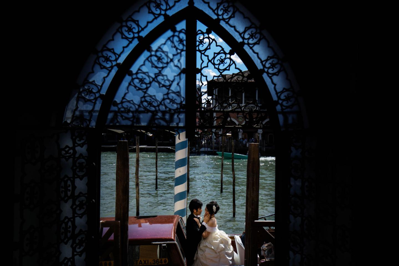 Intimate Wedding in Venice :: Luxury wedding photography - 8