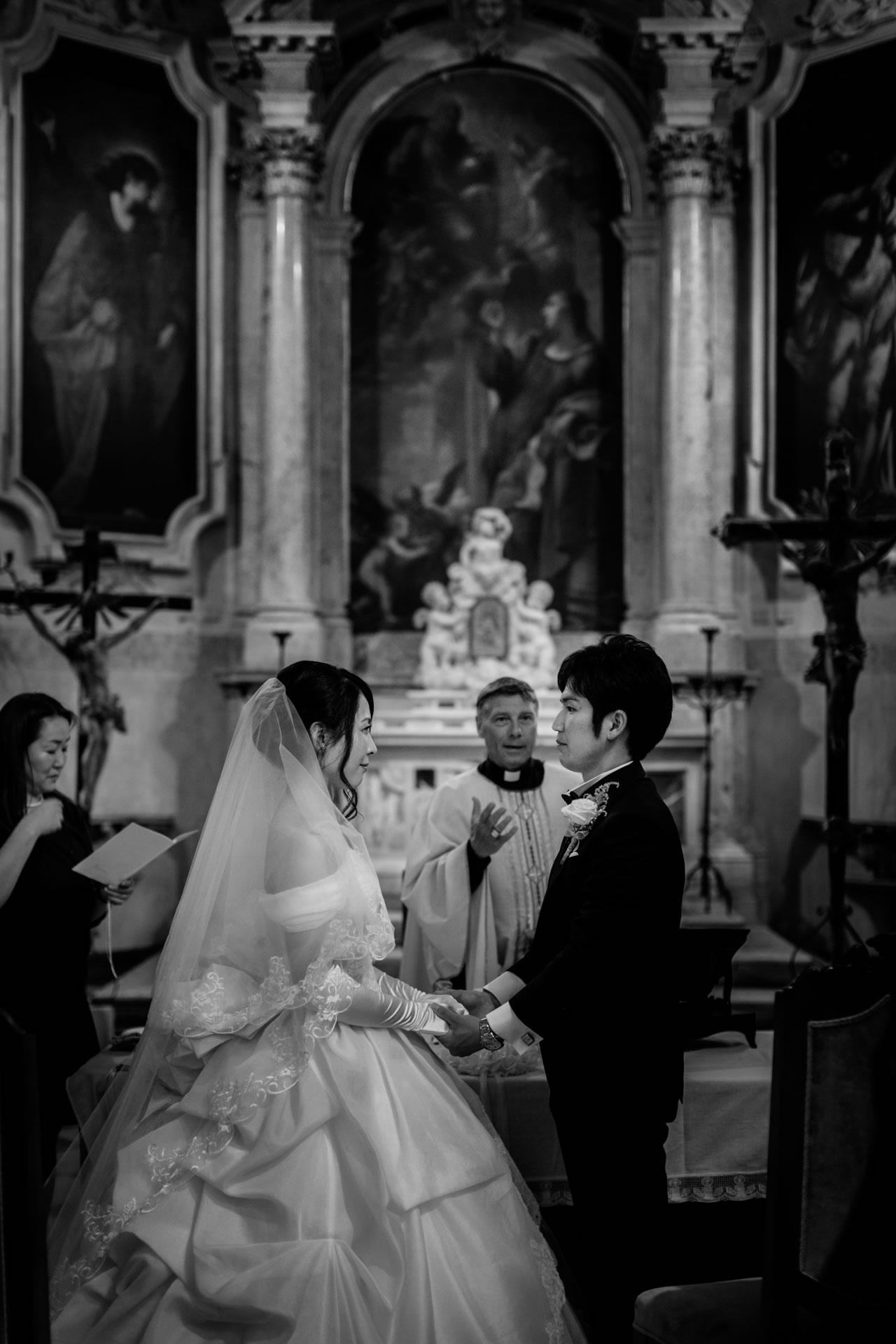 Intimate Wedding in Venice :: Luxury wedding photography - 11