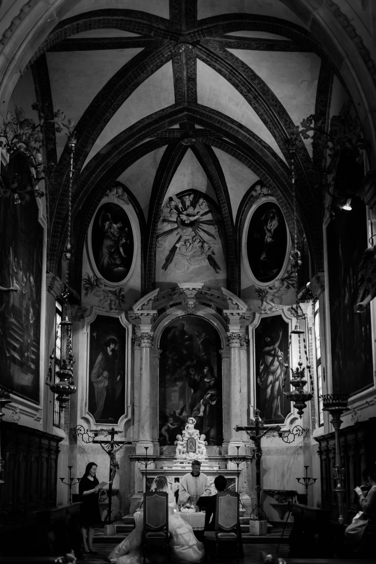 Intimate Wedding in Venice :: Luxury wedding photography - 12