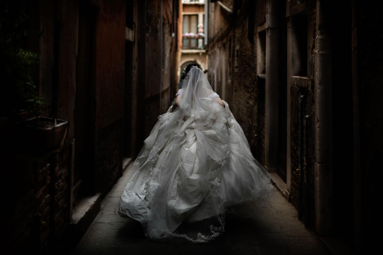 Intimate Wedding in Venice :: Luxury wedding photography - 15