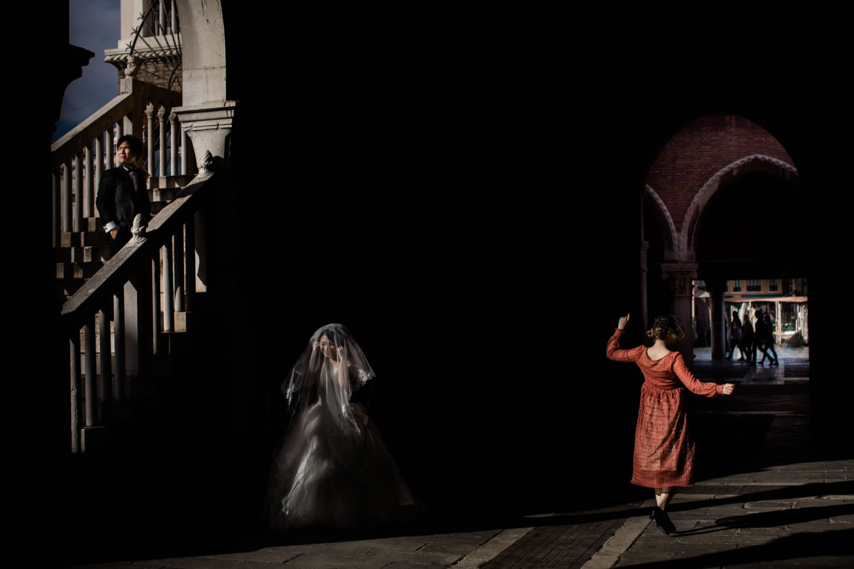 Intimate Wedding in Venice :: Luxury wedding photography - 17