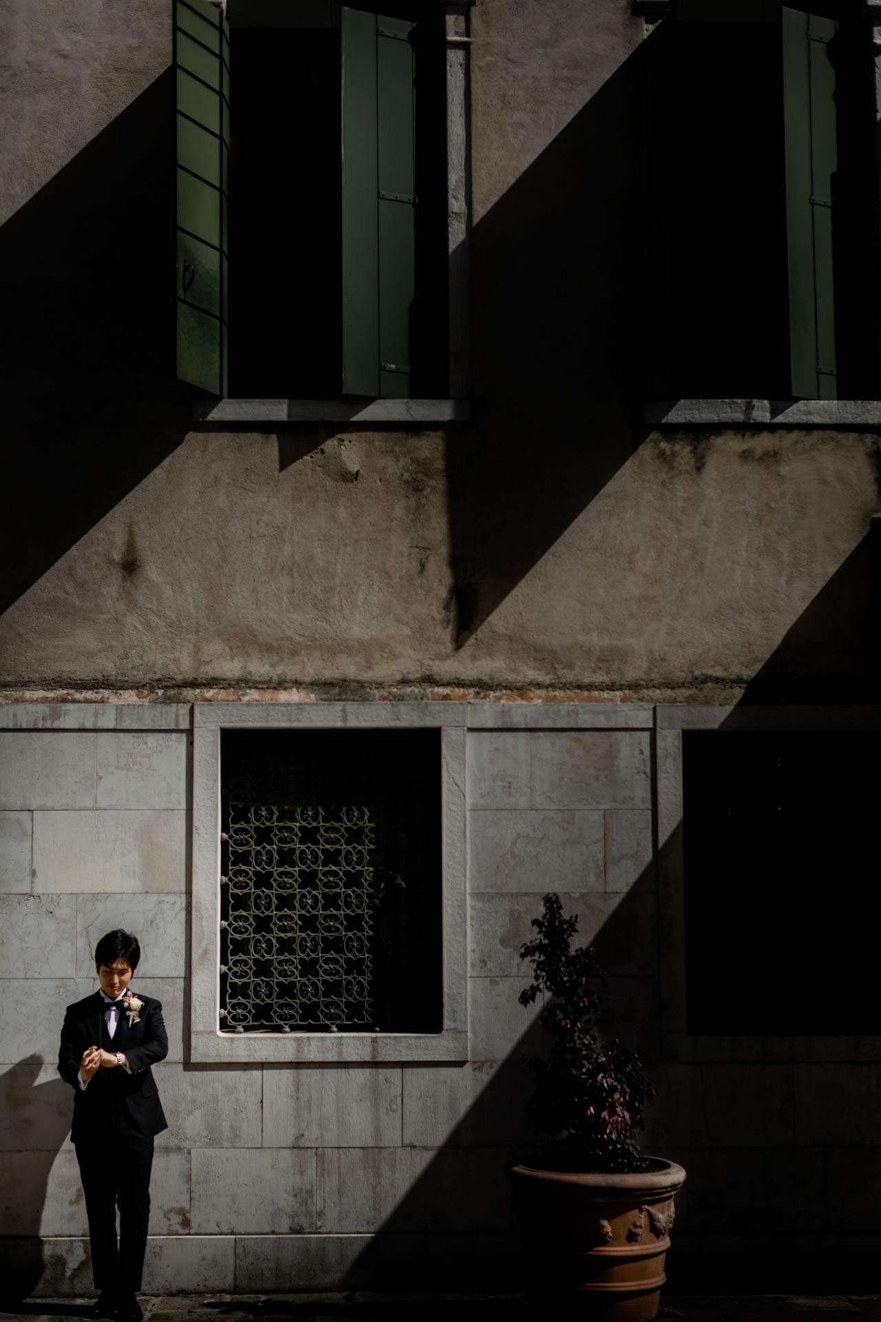 Intimate Wedding in Venice :: Luxury wedding photography - 18