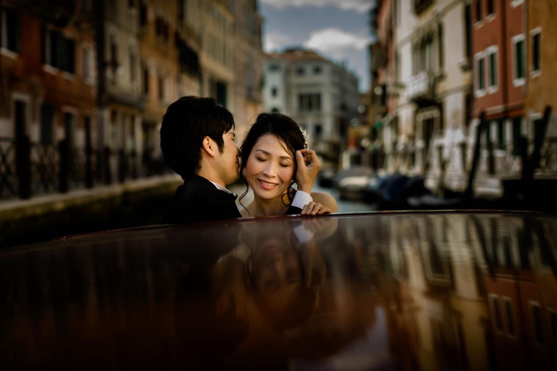 Intimate Wedding in Venice :: Luxury wedding photography - 21