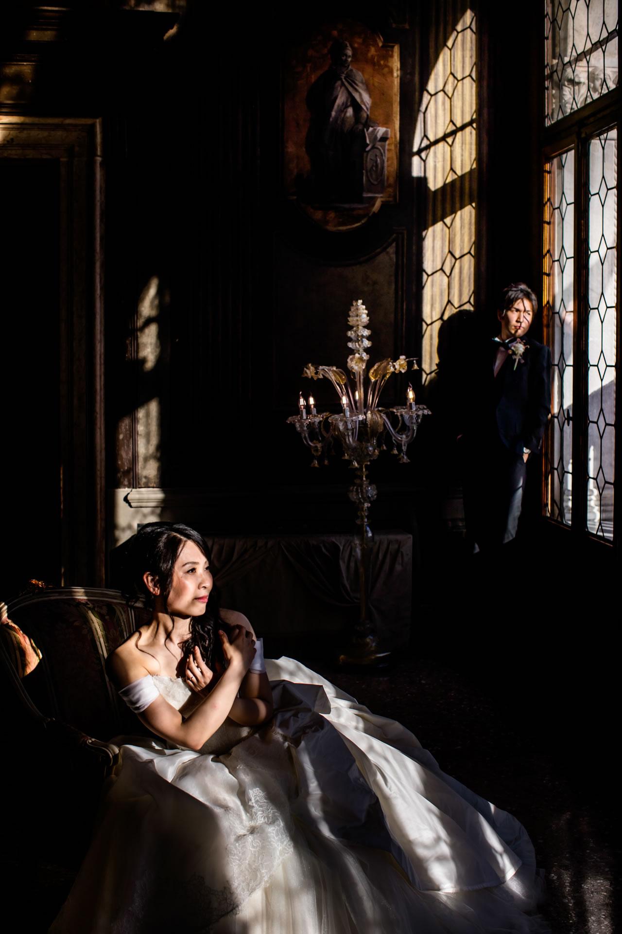 Intimate Wedding in Venice :: Luxury wedding photography - 22