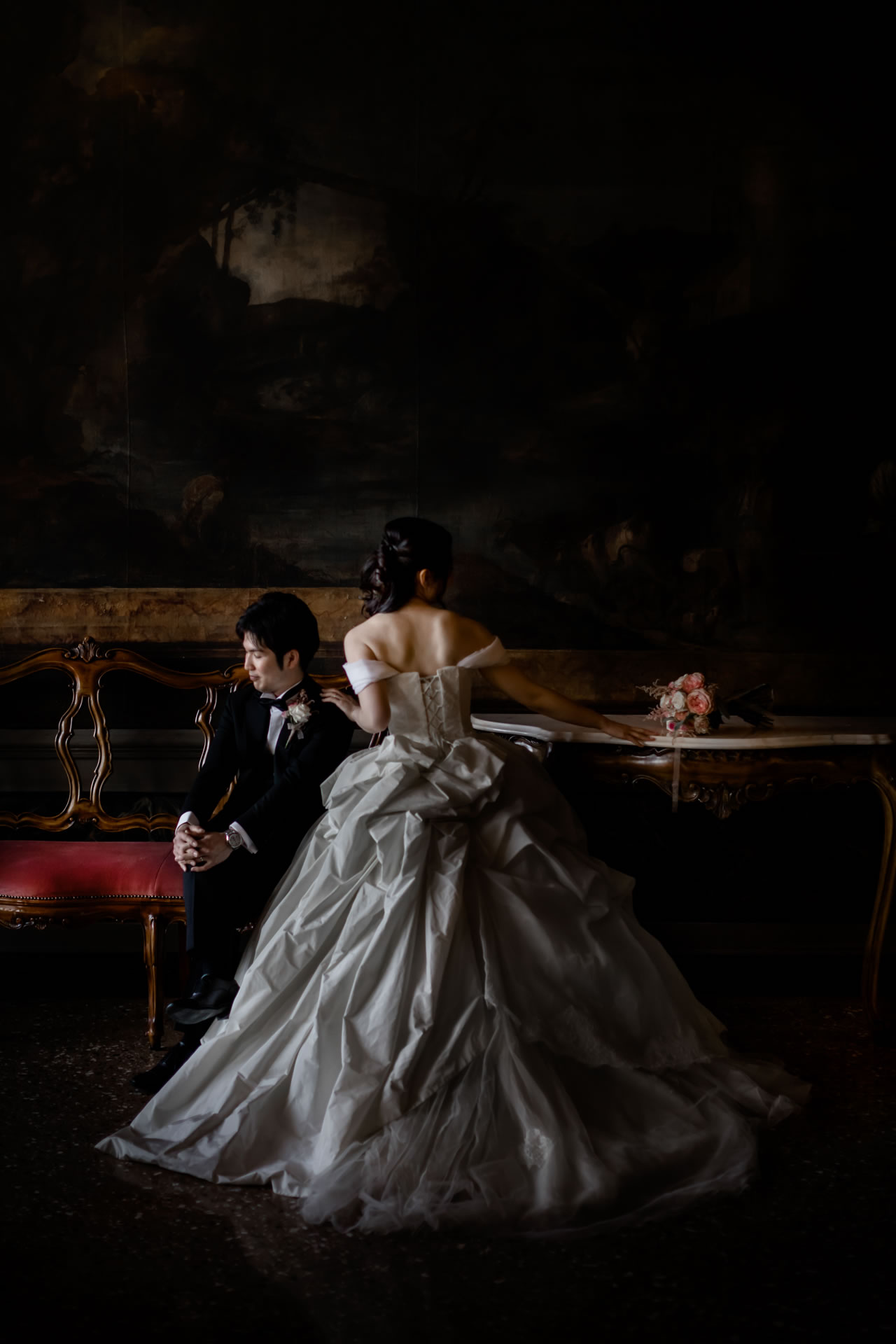 Intimate Wedding in Venice :: Luxury wedding photography - 24