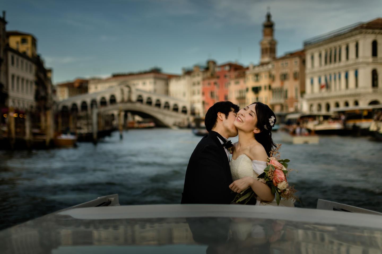 Intimate Wedding in Venice :: Luxury wedding photography - 29