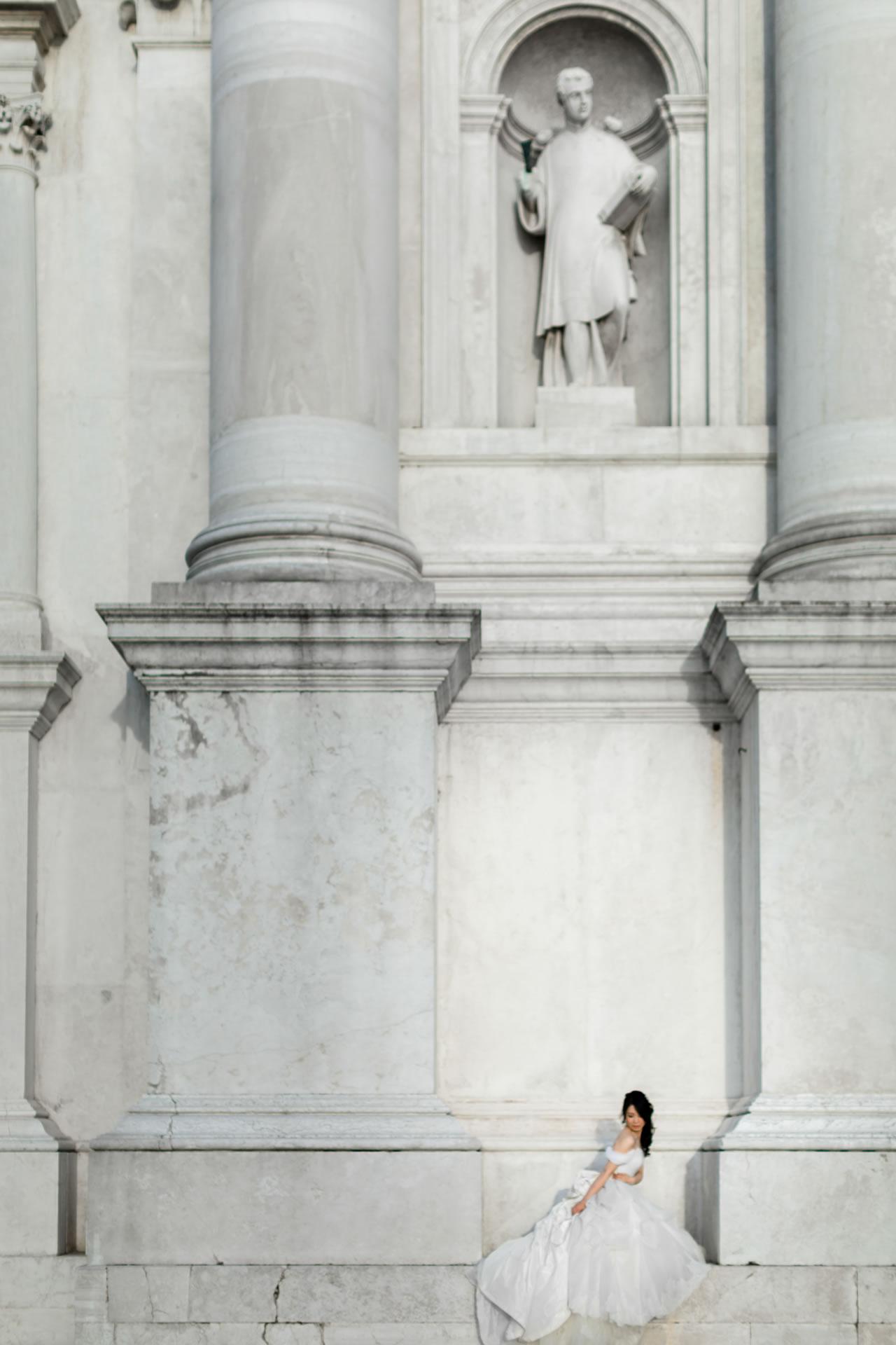Intimate Wedding in Venice :: Luxury wedding photography - 31