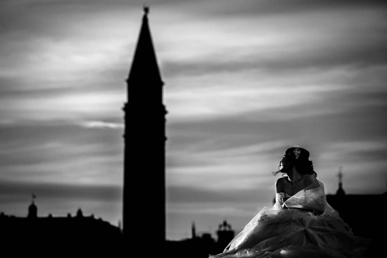 Intimate Wedding in Venice :: Luxury wedding photography - 33