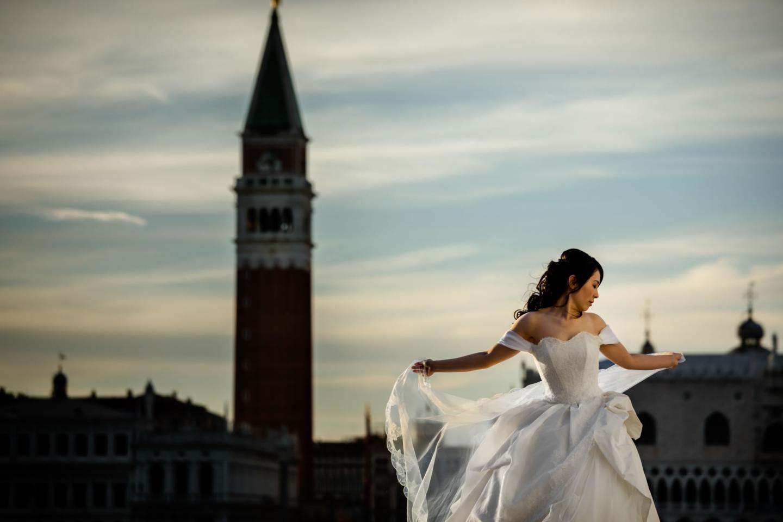 Intimate Wedding in Venice :: Luxury wedding photography - 34