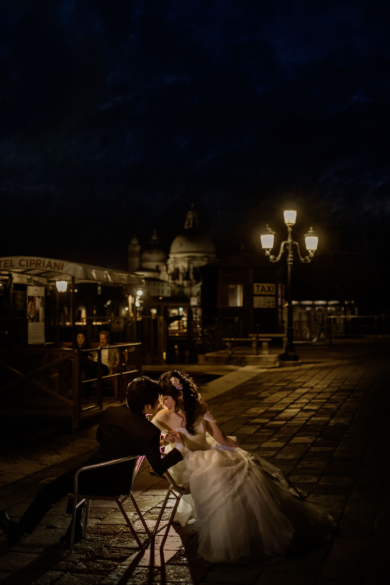 Intimate Wedding in Venice :: Luxury wedding photography - 38