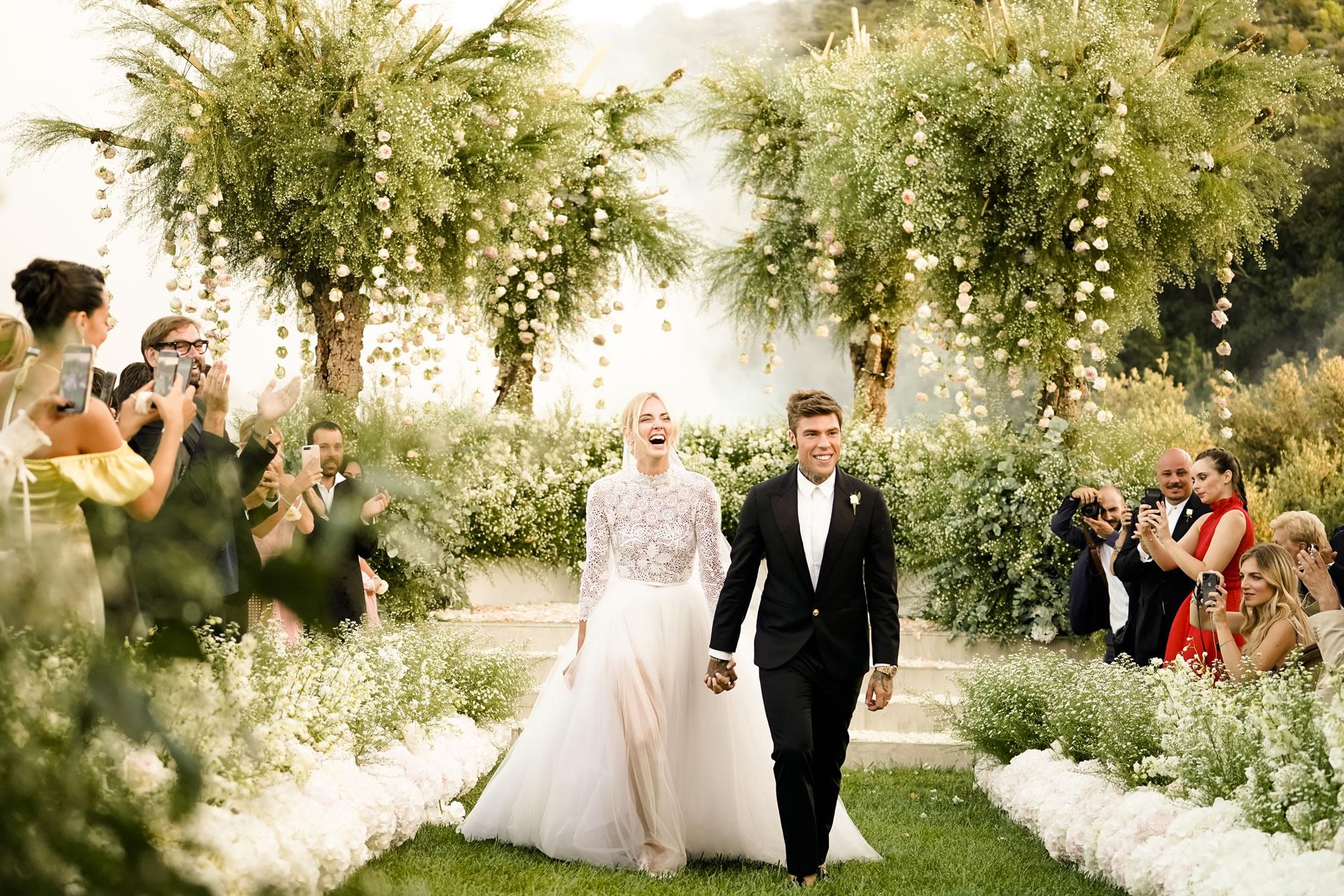 The Ferragnez :: David Bastianoni Luxury wedding photographer