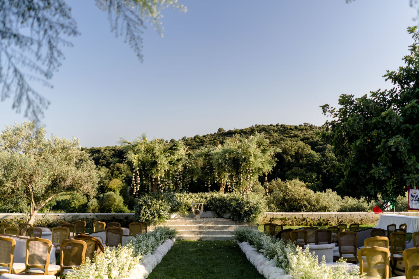- 6 :: The Ferragnez: between Baroque and Hollywood :: Luxury wedding photography - 5 ::  - 6