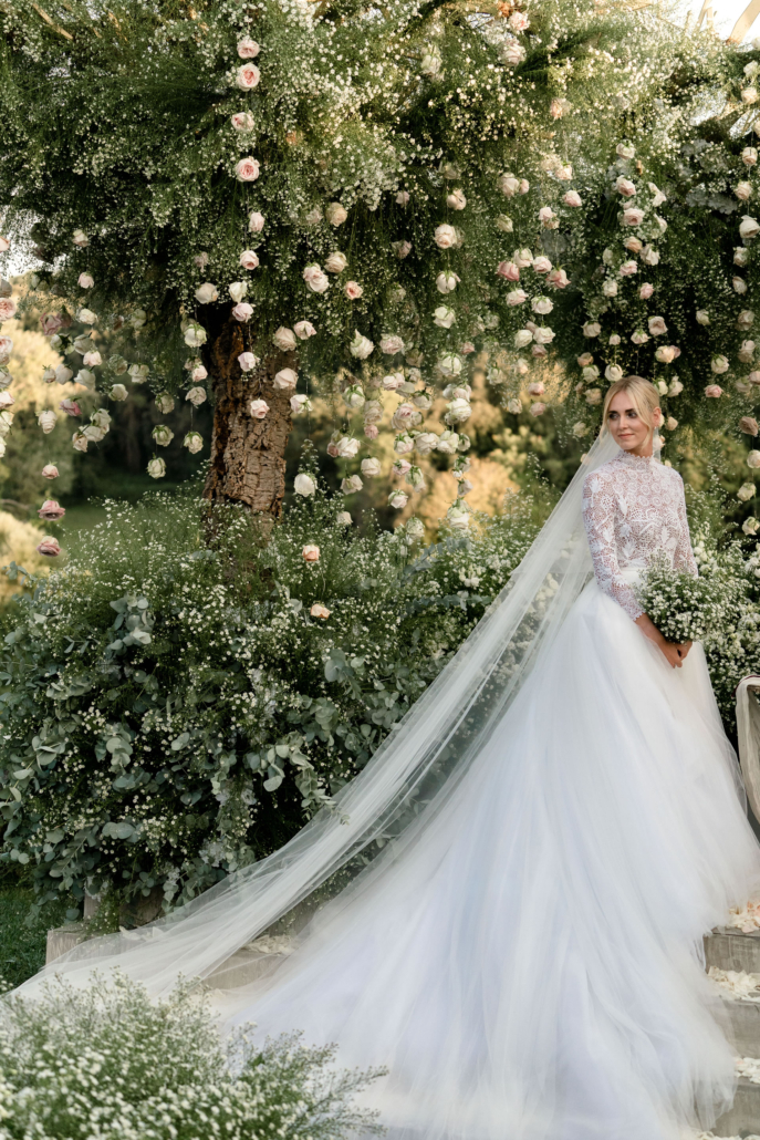 - 10 :: The Ferragnez: between Baroque and Hollywood :: Luxury wedding photography - 9 ::  - 10