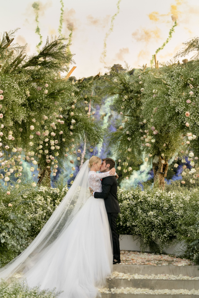 - 11 :: The Ferragnez: between Baroque and Hollywood :: Luxury wedding photography - 10 ::  - 11