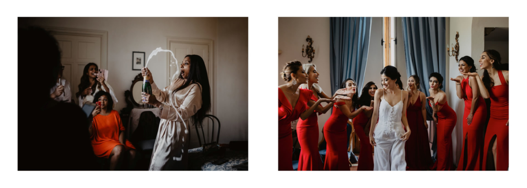 BEST OF 2018 WEDDING: A COLLECTION TO TELL ONE YEAR STORY :: 5