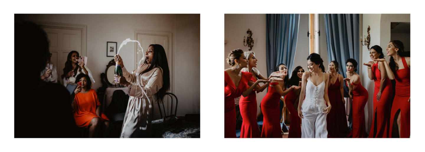 BEST OF 2018 WEDDING: A COLLECTION TO TELL ONE YEAR STORY :: Luxury wedding photography - 4