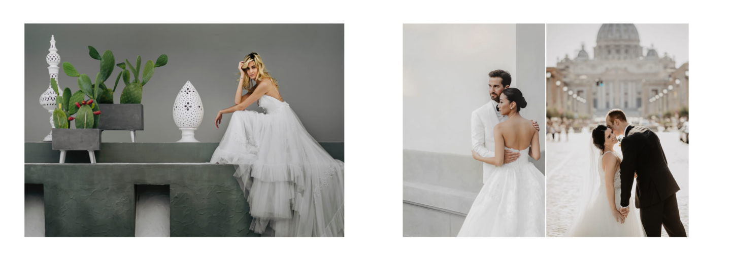 BEST OF 2018 WEDDING: A COLLECTION TO TELL ONE YEAR STORY :: Luxury wedding photography - 31