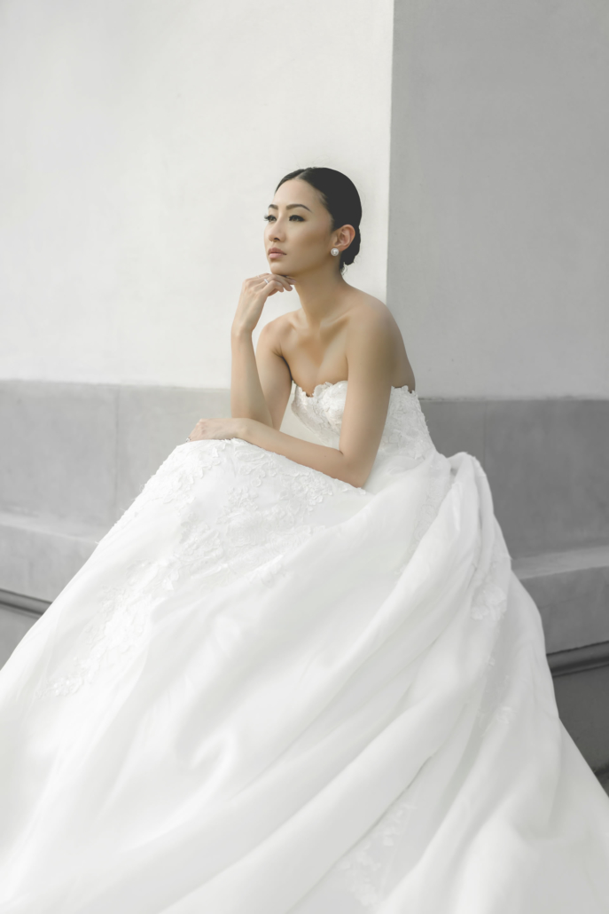 Bride's portrait: when beauty comes from happiness :: 8