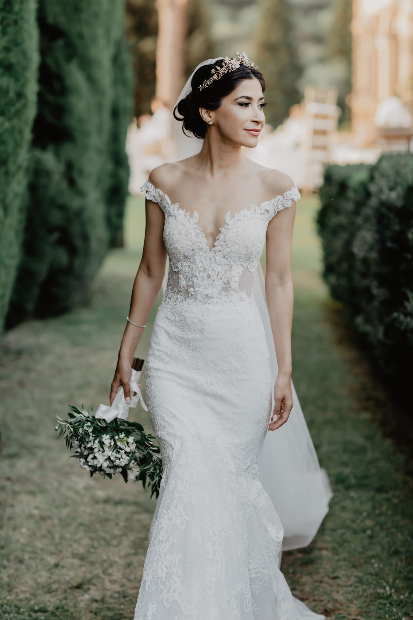 Bride portrait: when beauty comes from happiness :: Bride's portrait: when beauty comes from happiness :: Luxury wedding photography - 15 :: Bride portrait: when beauty comes from happiness