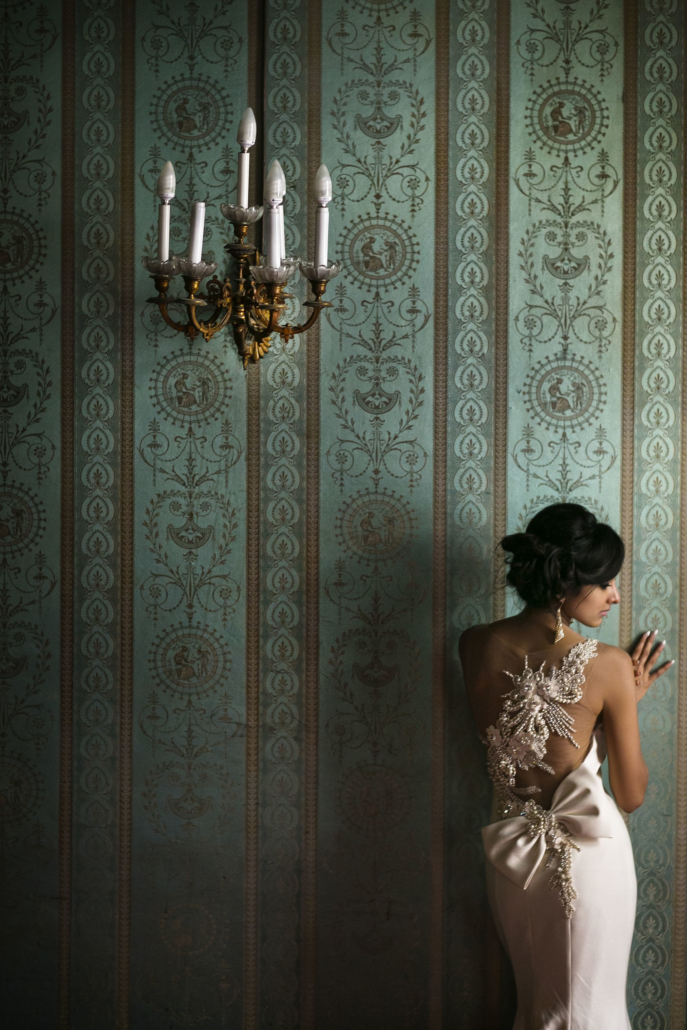 Bride's portrait: when beauty comes from happiness :: 18