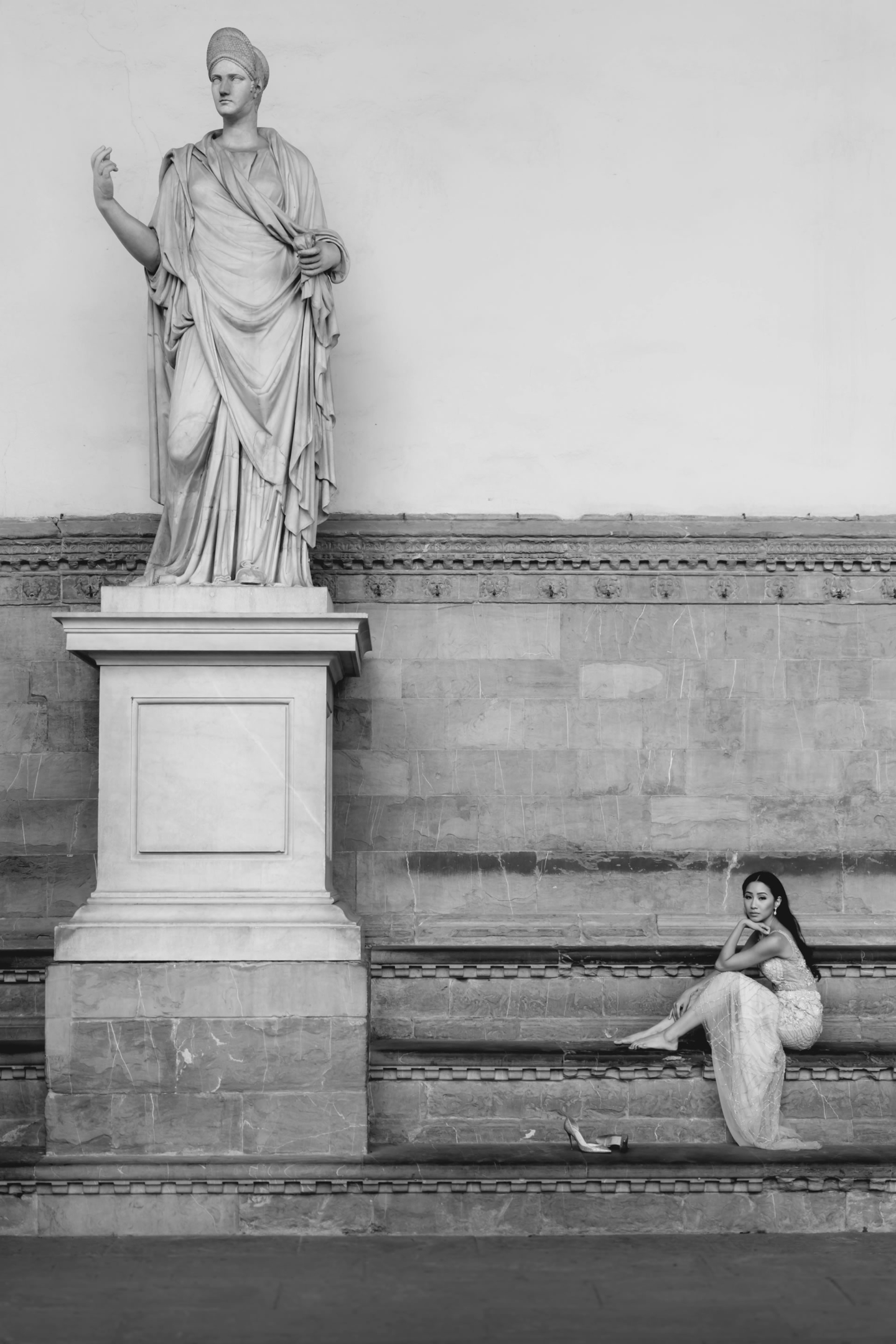 Bride portrait: when beauty comes from happiness :: Bride's portrait: when beauty comes from happiness :: Luxury wedding photography - 33 :: Bride portrait: when beauty comes from happiness
