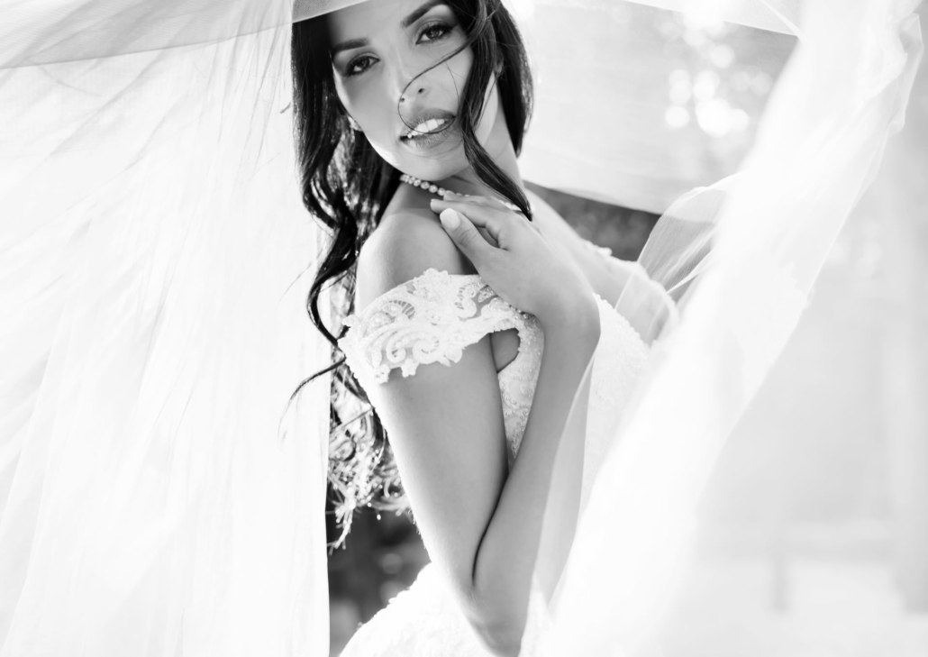 Bride's portrait: when beauty comes from happiness :: 38