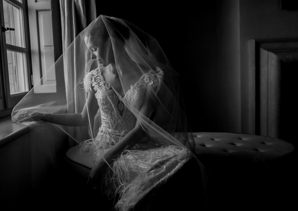 Bride's portrait: when beauty comes from happiness :: 40