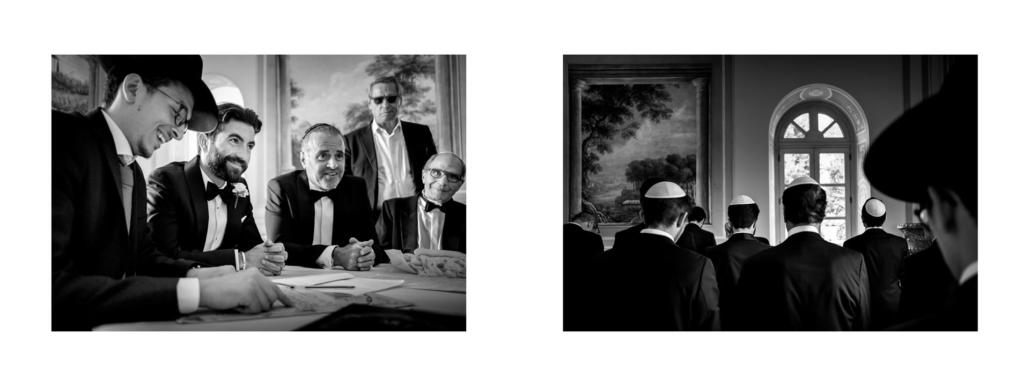 Jewish marriage in Rome: a photoreportage :: 9