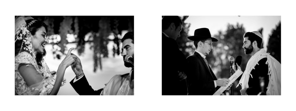 Jewish marriage in Rome: a photoreportage :: 22