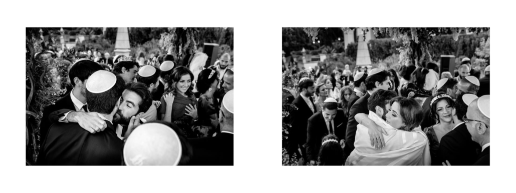 Jewish marriage in Rome: a photoreportage :: 24