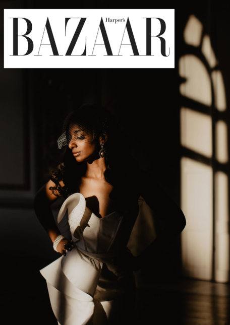 A Love story … from Rome to Harpers' Bazaar