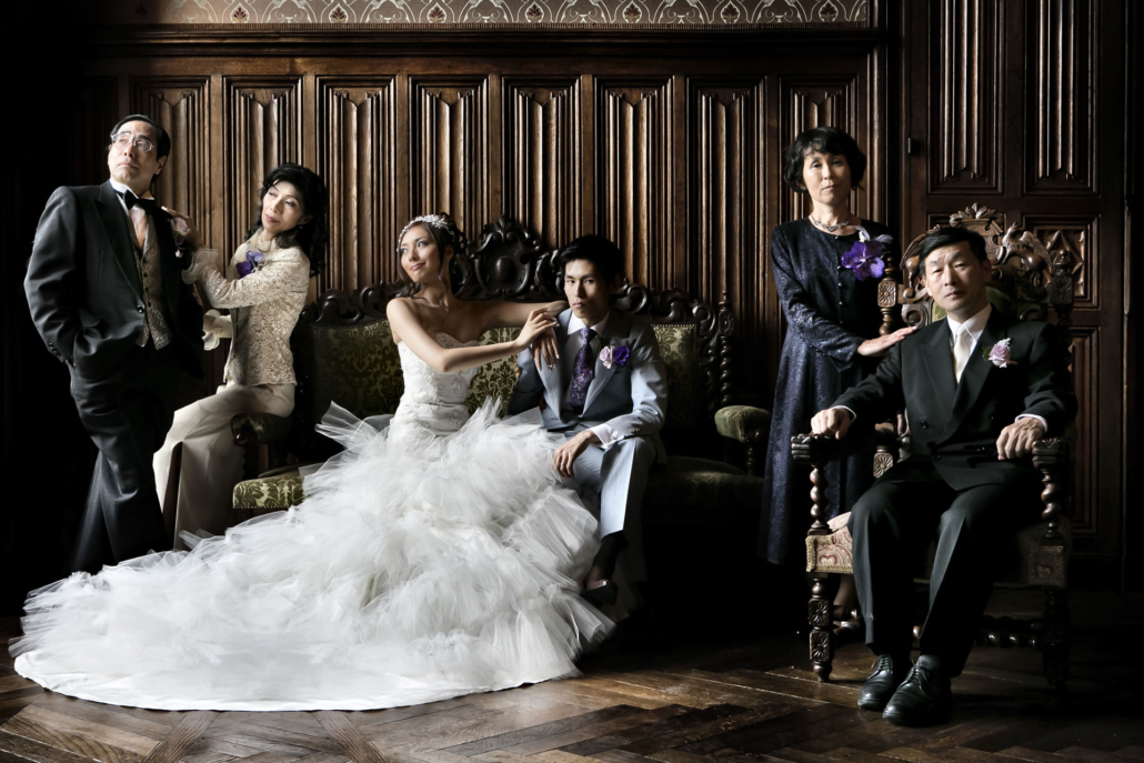 - 4 :: Group's portrait: what remains of that day :: Luxury wedding photography - 3 ::  - 4