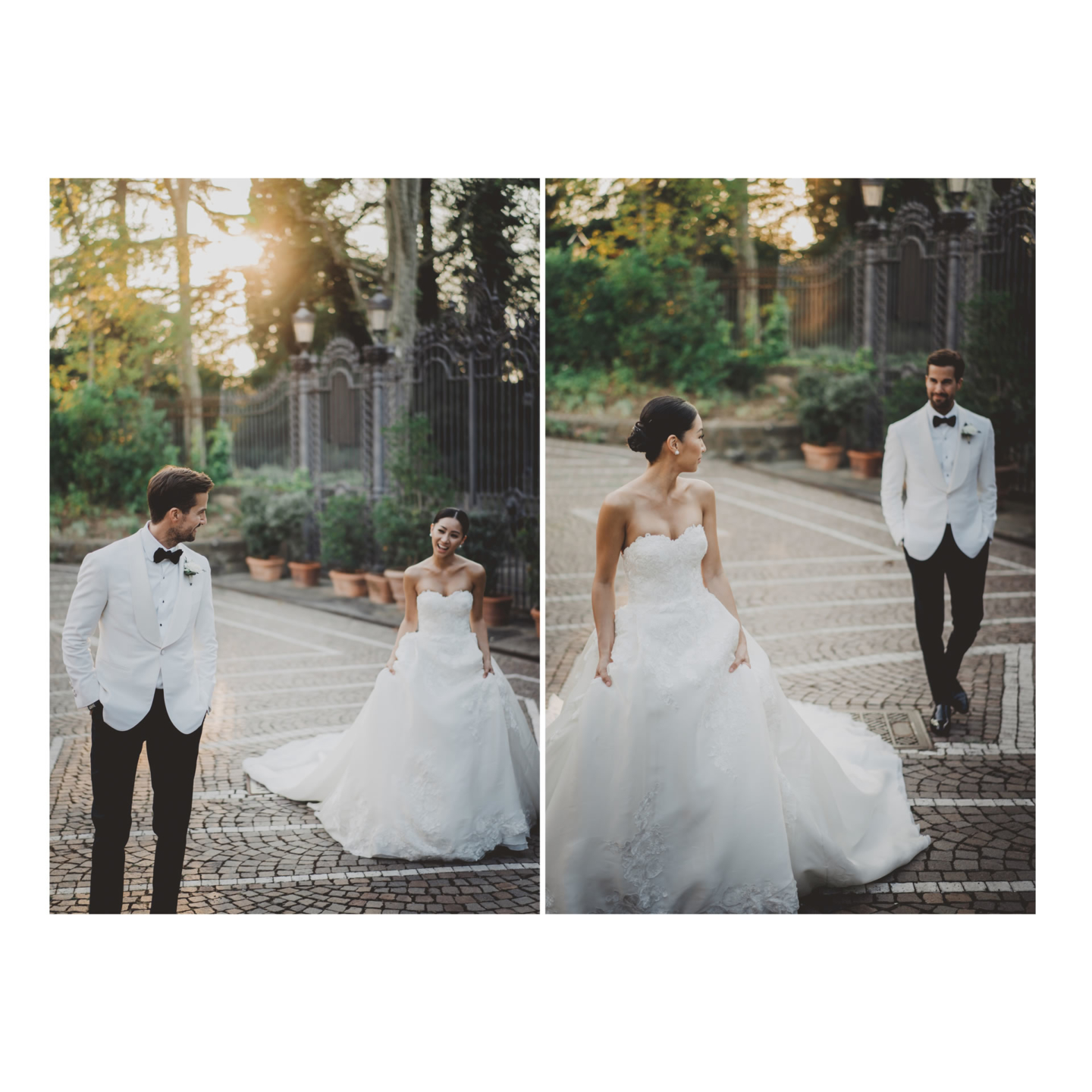 Luxury wedding in Florence (with a chinese tea ceremony) :: Luxury wedding in Florence (with a chinese tea ceremony) :: Luxury wedding photography - 31 :: Luxury wedding in Florence (with a chinese tea ceremony)