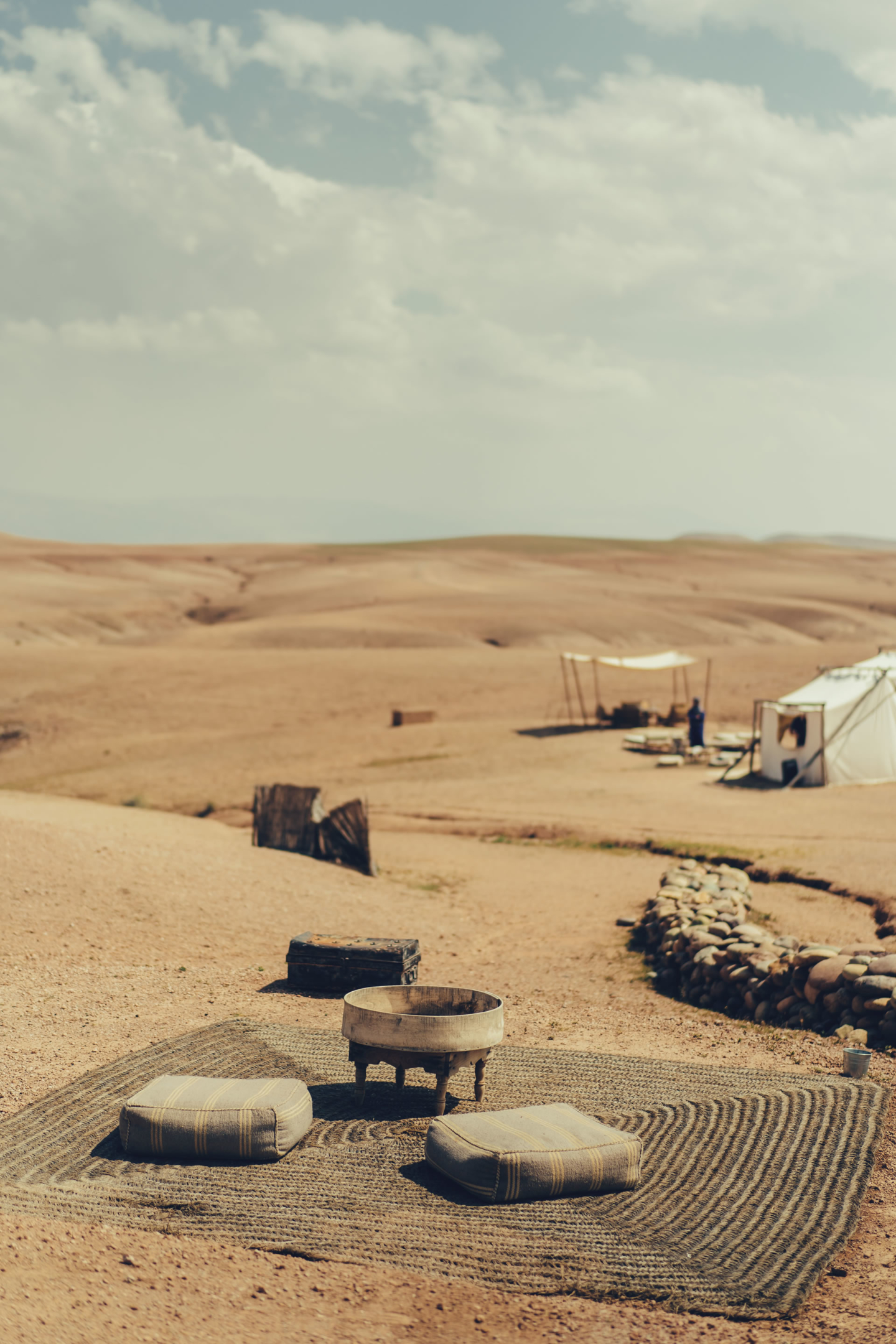 - 2 :: A tea in the desert: birthday in Marrakech :: Luxury wedding photography - 1 ::  - 2