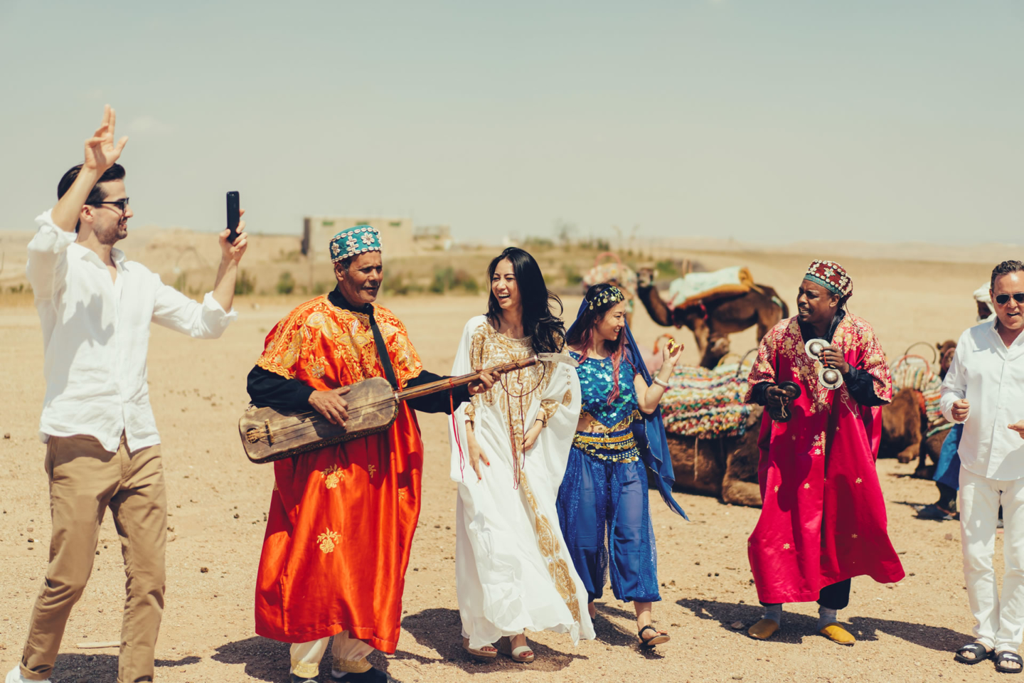 - 21 :: A tea in the desert: birthday in Marrakech :: Luxury wedding photography - 20 ::  - 21