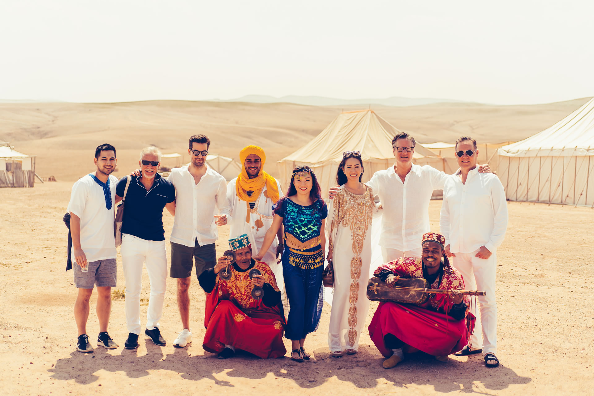 - 22 :: A tea in the desert: birthday in Marrakech :: Luxury wedding photography - 21 ::  - 22
