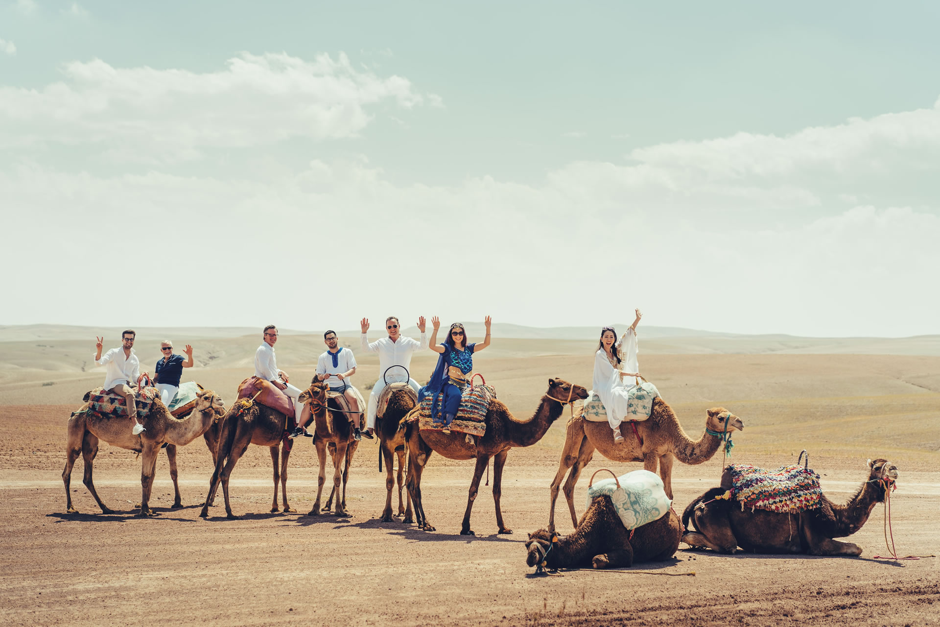 - 25 :: A tea in the desert: birthday in Marrakech :: Luxury wedding photography - 24 ::  - 25