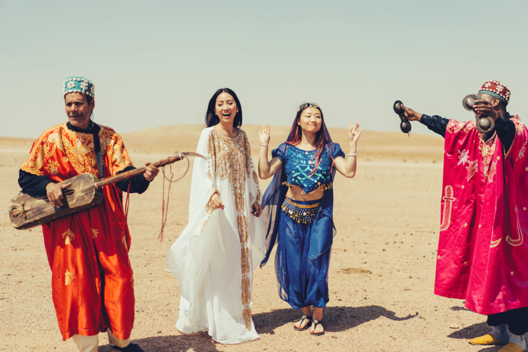 - 43 :: A tea in the desert: birthday in Marrakech :: Luxury wedding photography - 42 ::  - 43