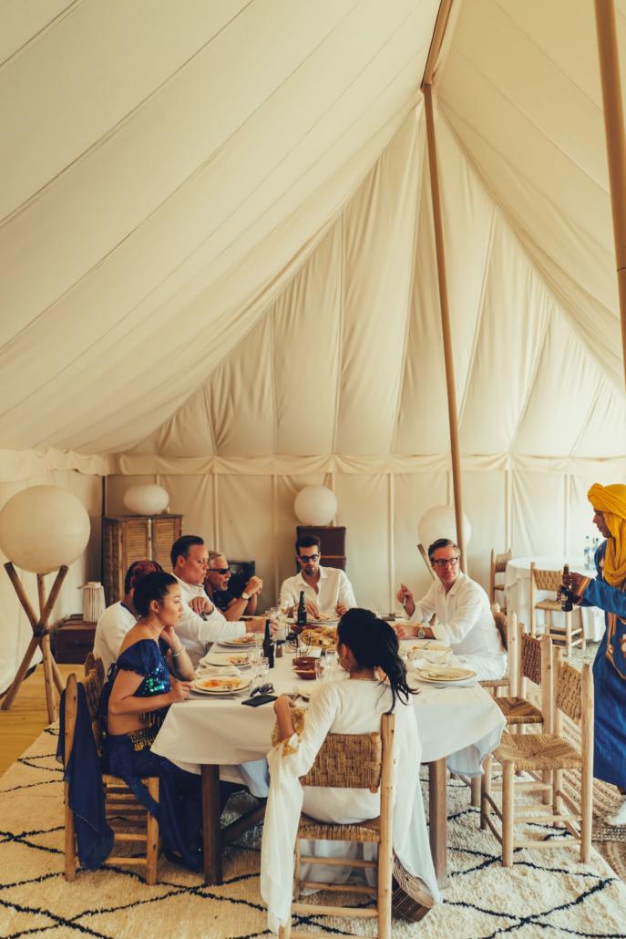 - 49 :: A tea in the desert: birthday in Marrakech :: Luxury wedding photography - 48 ::  - 49